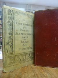 Taschenbuch für Freunde altdeutscher Zeit und Kunst auf das Jahr 1816,