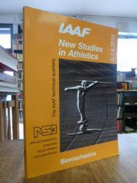 International Amateur Athletic Federation, IAAF New Studies in Athletics – The I