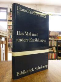 Nossack, Das Mal und andere Erzählungen,