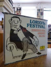 Loriot (d.i. Vicco von Bülow) / Hamann, Loriots Festival, 3 CDs (= alles),