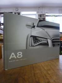 Audi AG, Audi A8 / A8L / A8L W12, original Prospekt,