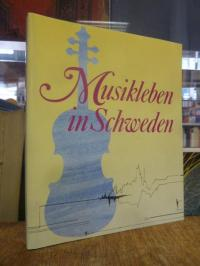 Musikleben in Schweden,