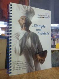 """Zeitungsverlag Oberbayern (Hrsg.), """"Eintöpfe und Aufläufe"""" – ein Kochbuch mit Ei"""