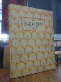 Das Savoy London,