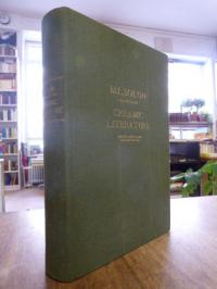 Solon, Ceramic Literature – An Analytical Index to the Works Published in all La