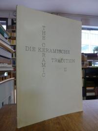 Pilscheur, Die keramische Tradition II (2): [Schwerpunkt Jan Bontjes van Beek],