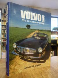 styles, Volvo 1800 – The Complete Story,
