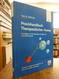 Robinson, Praxishandbuch therapeutischer Humor – Grundlagen und Anwendung für Pf