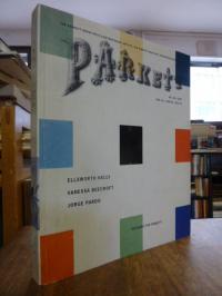 Zeitschrift / Curiger, Parkett No. 56 / 1999 – Kunstzeitschrift / Art Magazine,