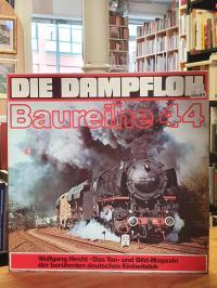 Schienenverkehr / Hecht, Die Dampflok – Baureihe 44, Schallplatte mit Beiheft,