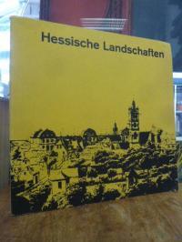 Hessisches Landesmuseum Darmstadt (Hrsg.), Hessische Landschaften