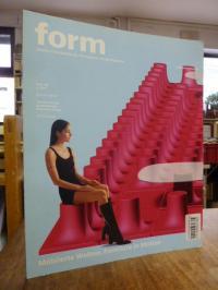 Terstiege, form 188 – Zeitschrift für Gestaltung = The European Design Magazine,
