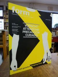 Terstiege, form 190 – Zeitschrift für Gestaltung = The European Design Magazine,