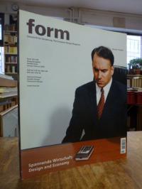 Terstiege, form 193/194 – Zeitschrift für Gestaltung = The European Design Magaz
