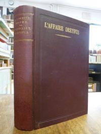 Cornely, Notes sur l'affaire Dreyfus (Edition de FIGARO),