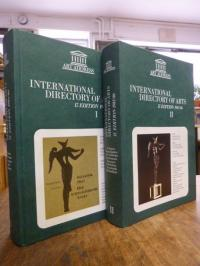 Art Address Verlag (Hrsg.) International Directory of Arts 1985/86 = Internation