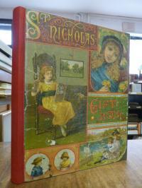 Kinderbuch, St. Nicholas Gift Book,