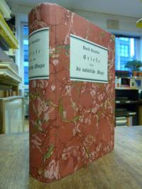 Brewster, Briefe über die natürliche Magie an Sir Walter Scott,