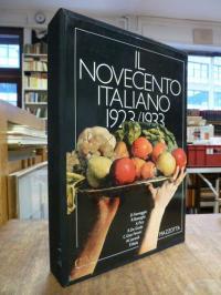 Mostra del Novecento italiano (1923-1933).