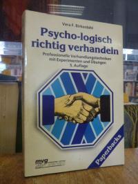 Birkenbihl, Psycho-logisch richtig verhandeln,
