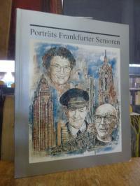 Porträts Frankfurter Senioren – Senioren Zeitschrift 1976-1999,