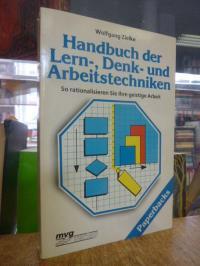 Zielke, Handbuch der Lern-, Denk- und Arbeitstechniken,
