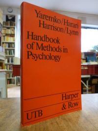 Yaremko, Handbook of Methods in Psychology – Vokabular der psychologischen Forsc
