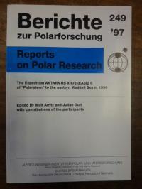 Arntz, Berichte zur Polarforschung = Reports on Polar Resea