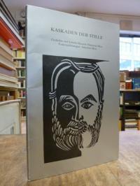 Hess, Kaskaden der Stille – Gedichte und lyrische Skizzen, (signiert),