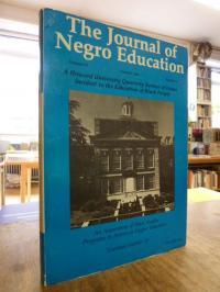 Amarika / Nordamerika / Daniel, The Journal of Negro Education: A Howard Univers