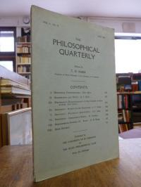 Knox, The Philosophical Quarterly, Vol. 3, No. 12, July 1953,