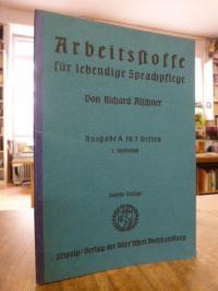 Alschner, Arbeitsstoffe für lebendige Sprachpflege – Ausgabe A in 7 Heften, 2. S