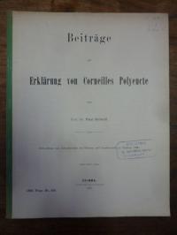 Schmid, Beiträge zur Erklärung von Corneilles Polyeucte,