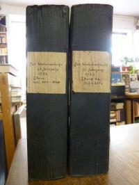 Magnus, Juristische Wochenschrift, 61. Jahrgang 1932, Band 2: Seiten 1329-2576 [