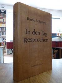 Reifenberg, In den Tag gesprochen,