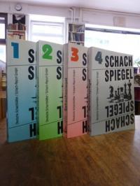 Schachspiegel, Band 1, 2, 3 und 4, 4 Bände (= alles),