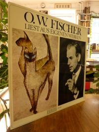 Fischer, O. W. Fischer liest aus eigenen Werken –  Langspielplatte (enthält: Mus