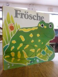 Hawksley, Frösche,
