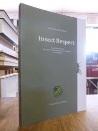 Insect Respect – Das Gütezeichen für mehr Nachhaltigkeit im Umgang mit Insekten,