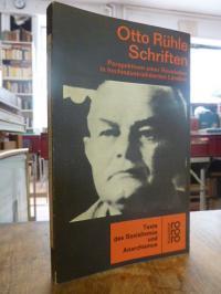 Mergner, Schriften – Perspektive einer Revolution in hochindustrialisierten Länd