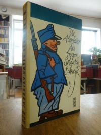 rororo 409-410, Die Abenteuer des braven Soldaten Schwejk, Band 1 (von 2), aus d