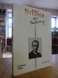Wehr, Rudolf Steiner zur Einführung,