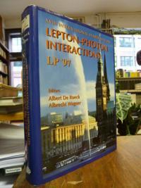 de Roeck, XVIII International Symposium Lepton-Photon Interaction – LP '97,