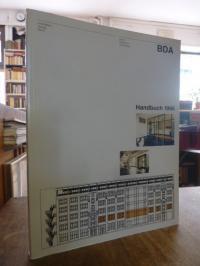 Bund deutscher Architekten – BDA Handbuch 1996,