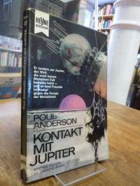 Anderson, Kontakt mit Jupiter – Utopischer Roman,