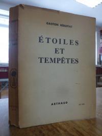 Rébuffat, Étoiles et tempêtes (Six Faces Nord),