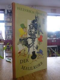 rororo 262, Der Maulkorb,