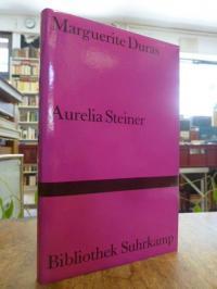 Duras, Aurelia Steiner,
