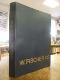 Willi Fischer KG (Frankfurt a.M.), Laborkatalog 1973 [Laboratoriumsgeräte, Labor