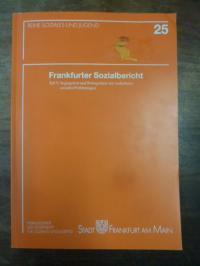 Jacobs, Frankfurter Sozialbericht, Teil V (5): Segregation und Wohngebiete mit v